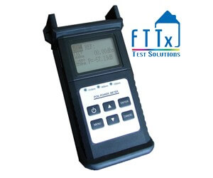 Fiber Optic Power Meter PM3212